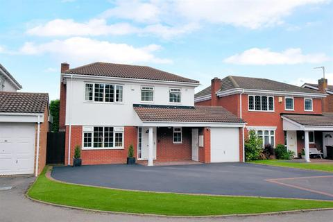 4 bedroom detached house for sale - Finchall Croft, Solihull, Solihull, B92 9QP