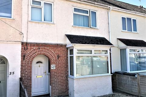 3 bedroom terraced house for sale - The Crescent, Andover