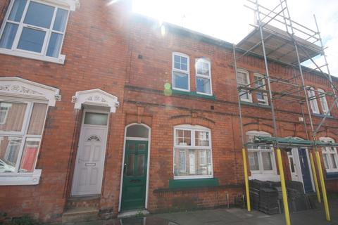4 bedroom terraced house to rent - Montague Road, Leicester