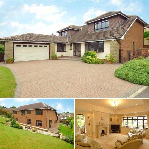 4 bedroom detached house for sale - The Pentlands, High Crompton, Shaw, Oldham, OL2