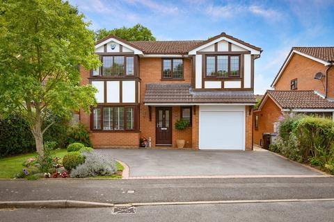 4 bedroom detached house for sale - Hartington Close, Dorridge