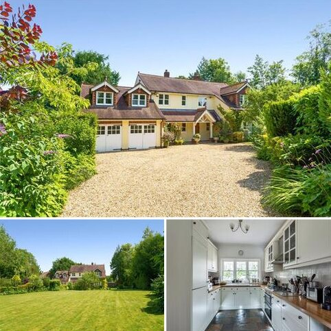 5 bedroom detached house to rent - Chilbolton Avenue, Winchester, Hampshire, SO22