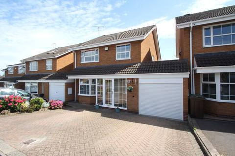 4 bedroom link detached house for sale - Shenstone Drive, Balsall Common, Coventry