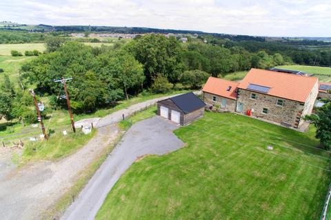 5 bedroom farm house for sale - Low Rough Lea Farm, Hunwick, Crook