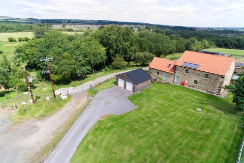 5 bedroom farm house for sale - Low Rough Lea Farm House, Hunwick, Crook
