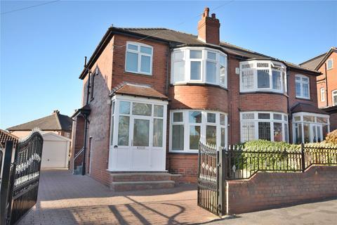 3 bedroom semi-detached house for sale - Montagu Avenue, Oakwood, Leeds