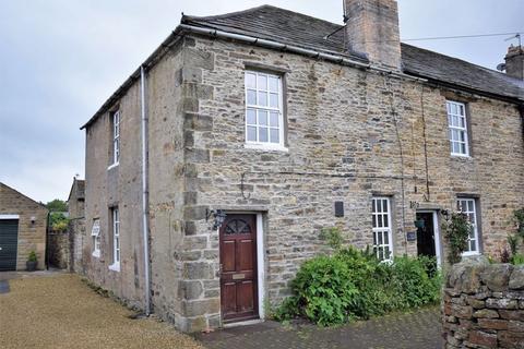 2 bedroom end of terrace house for sale - New High Town, Melkridge