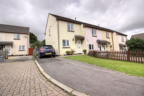 2 bedroom end of terrace house to rent - White Tor Close, OKEHAMPTON