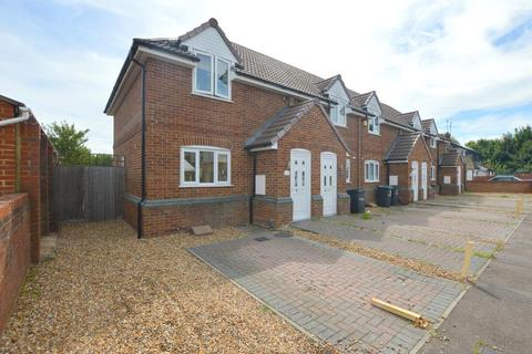 1 bedroom end of terrace house for sale - Eldon Mews, Eldon Road, L & D Borders, Luton, Bedfordshire, LU4 0AA