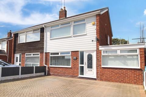3 bedroom semi-detached house for sale - Chesterfield Road, Eastham