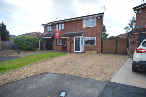 2 bedroom semi-detached house for sale - Chedworth Drive, Widnes