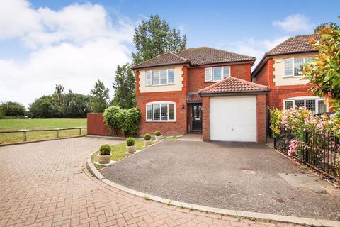 4 bedroom detached house for sale - Medlar Drive, Brandon Groves, South Ockendon