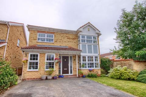 4 bedroom detached house for sale - Timberscombe Close, Sober Hall