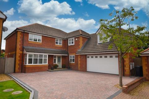 5 bedroom detached house for sale - The Brackens, Higher Kinnerton, Chester