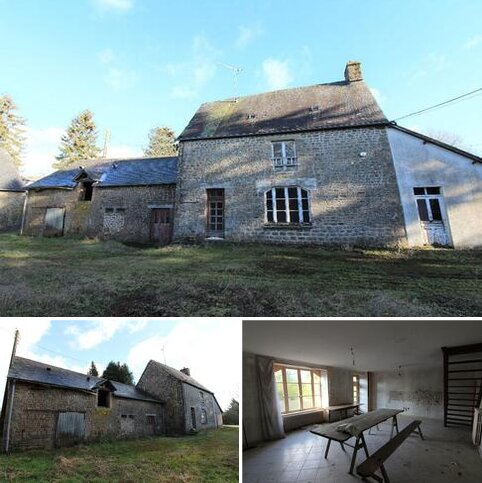 1 bedroom farm house for sale - La Doree, France, cf24