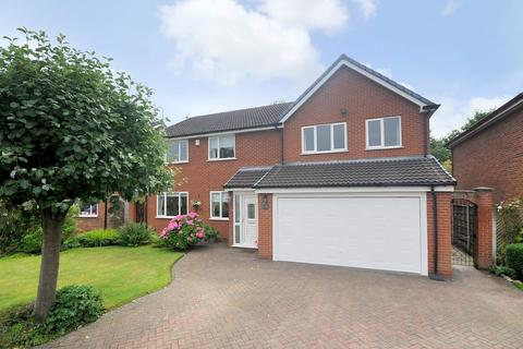 5 bedroom detached house for sale - St Andrews Close, Fearnhead, Warrington, WA2