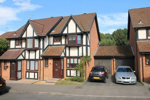 3 bedroom semi-detached house for sale - Drayhorse Drive, Bagshot, GU19