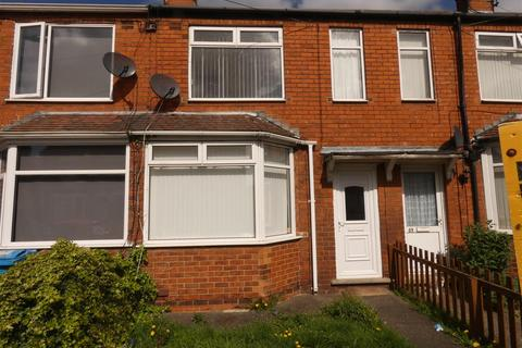 2 bedroom terraced house to rent - Ceylon Street, Hull
