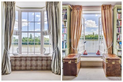 4 bedroom end of terrace house for sale - Chiswick Mall, London, W4