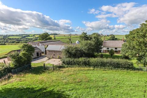 Farm for sale - Cholhouse Farm- Whole, Bondleigh, North Tawton, Devon, EX20