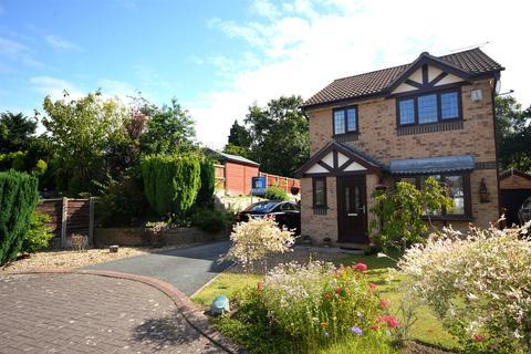 3 bedroom detached house for sale - Brookfield, Haslington