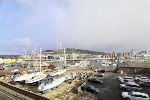 2 bedroom apartment for sale - Cork House,Mannheim Quay, Marina, Swansea