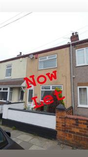 3 bedroom terraced house to rent - Bursar Street, Cleethorpes