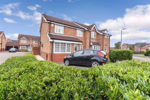 3 bedroom semi-detached house for sale - Downhill Drive, Castle Grange, Hull, HU7