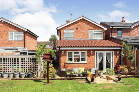 3 bedroom detached house for sale - Burnham Rise, St Nicolas Park, Nuneaton