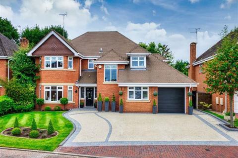 4 bedroom detached house for sale - 11, Chatsworth Gardens, Tettenhall, Wolverhampton, WV6