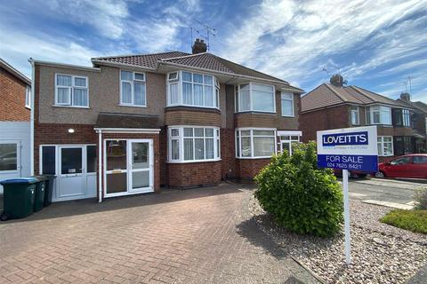 4 bedroom semi-detached house for sale - Arnold Avenue, Styvechale, Coventry