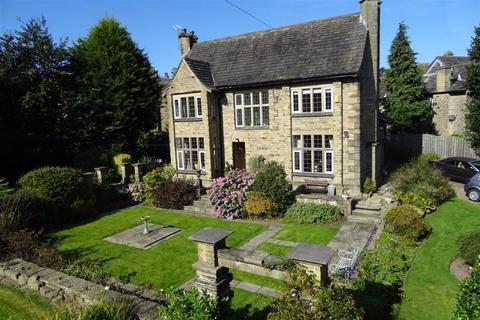 4 bedroom detached house for sale - West Avenue, Lindley, Huddersfield, HD3