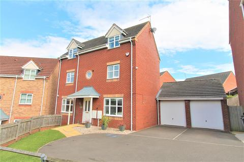 4 bedroom detached house for sale - Mundesley Road, Hamilton, Leicester LE5 1WB
