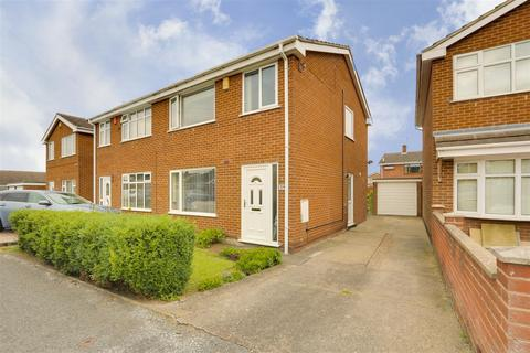 3 bedroom semi-detached house for sale - Polperro Way, Hucknall, Nottinghamshire, NG15 6JX