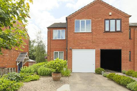 3 bedroom semi-detached house for sale - Palmerston Street, Westwood, Nottinghamshire, NG16 5HY