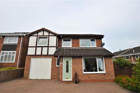 4 bedroom detached house for sale - Stanage Green, Mickleover, Derby