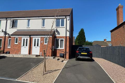 2 bedroom end of terrace house for sale - Perrins Gardens, Weavers Gate, Coventry