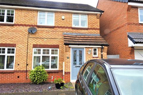 3 bedroom house for sale - Minstrel Close, Hucknall, Nottingham