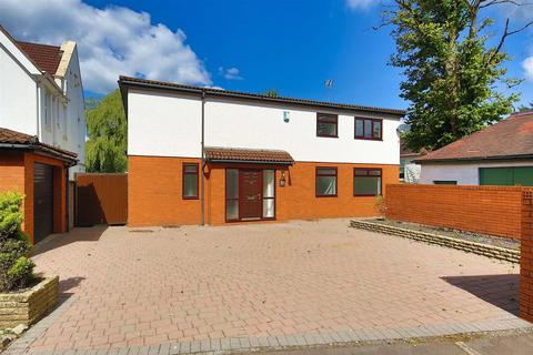 4 bedroom detached house for sale - Cyncoed Road, Cardiff