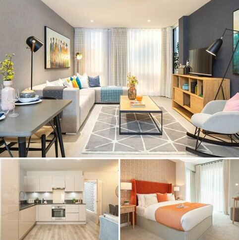 1 bedroom apartment for sale - Plot 124, Vargas Apartments at Western Circus, Acton, Western Avenue, Acton, LONDON W3