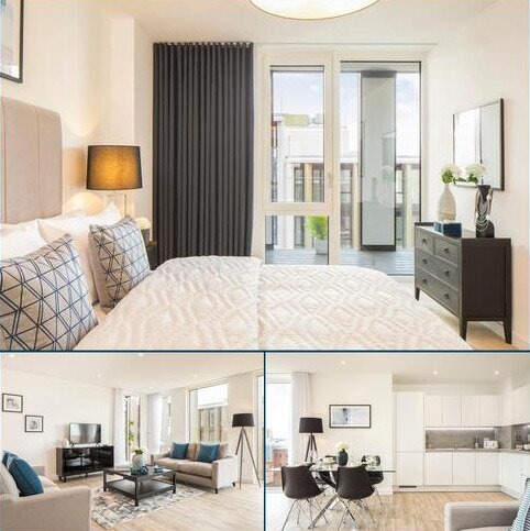 2 bedroom apartment for sale - Plot 391, Hanworth Apartments at High Street Quarter, Alexandra Road, Hounslow, HOUNSLOW TW3