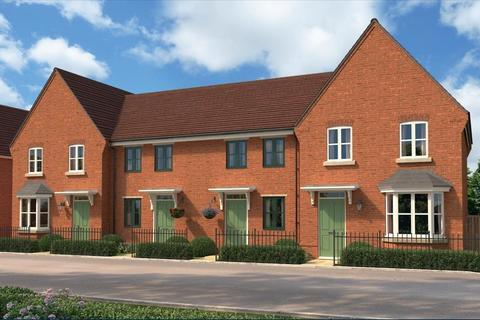 2 bedroom terraced house - Plot 125, WINTON at The Village at Wedgwood Park, Wedgwood Drive, Barlaston, STOKE-ON-TRENT ST12