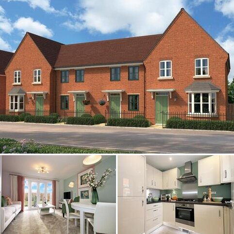 2 bedroom terraced house for sale - Plot 125, Winton at The Village at Wedgwood Park, Wedgwood Drive, Barlaston, STOKE-ON-TRENT ST12