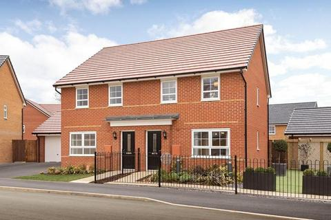 3 bedroom terraced house for sale - Plot 111, Maidstone at Bowland Meadow, Chipping Lane, Longridge, PRESTON PR3