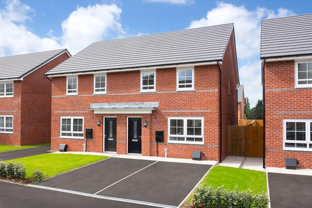 External image of the Maidstone 3 bedroom home