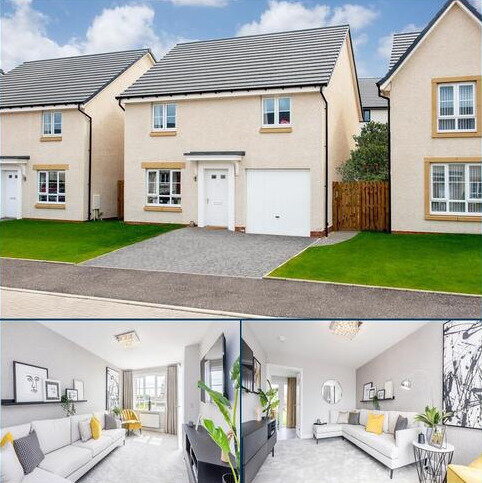 4 bedroom detached house for sale - Plot 191, Glenbuchat at Merlin Gardens, Mavor Avenue, East Kilbride, GLASGOW G74