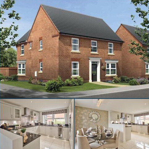 4 bedroom detached house for sale - Plot 122, AVONDALE at The Village at Wedgwood Park, Wedgwood Drive, Barlaston, STOKE-ON-TRENT ST12