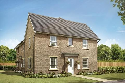 3 bedroom semi-detached house - Plot 91, Moresby at Waddow Heights - Barratt, Waddington Road, Clitheroe, CLITHEROE BB7