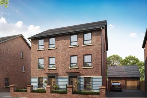4 bedroom semi-detached house for sale - Plot 204, FAVERSHAM at New Lubbesthorpe, Tay Road, Lubbesthorpe, LEICESTER LE19