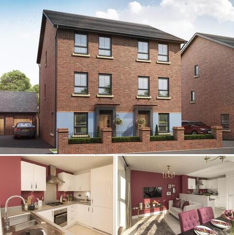 4 bedroom semi-detached house for sale - Plot 207, FAVERSHAM at New Lubbesthorpe, Tay Road, Lubbesthorpe, LEICESTER LE19